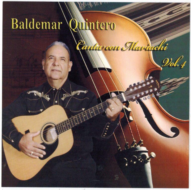 Baldemar Quintero - Canta Con Mariachi