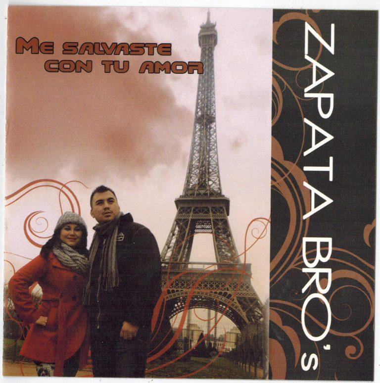 Zapata Brothers - Me Salvaste Con Tu Amor