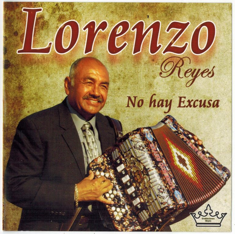 Lorenzo Reyes - No Hay Excusa